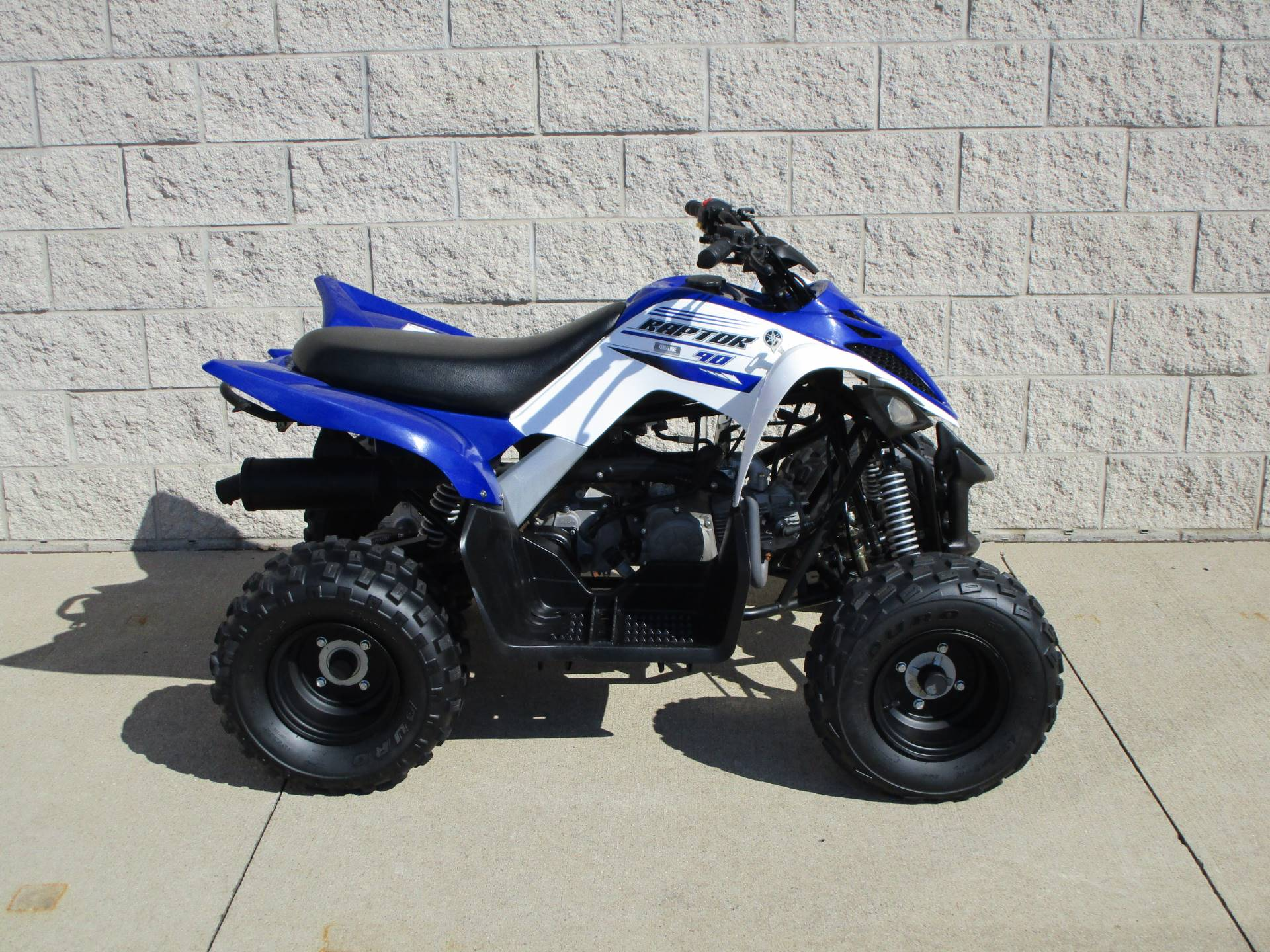 2016 Yamaha Raptor 90 for sale 80918