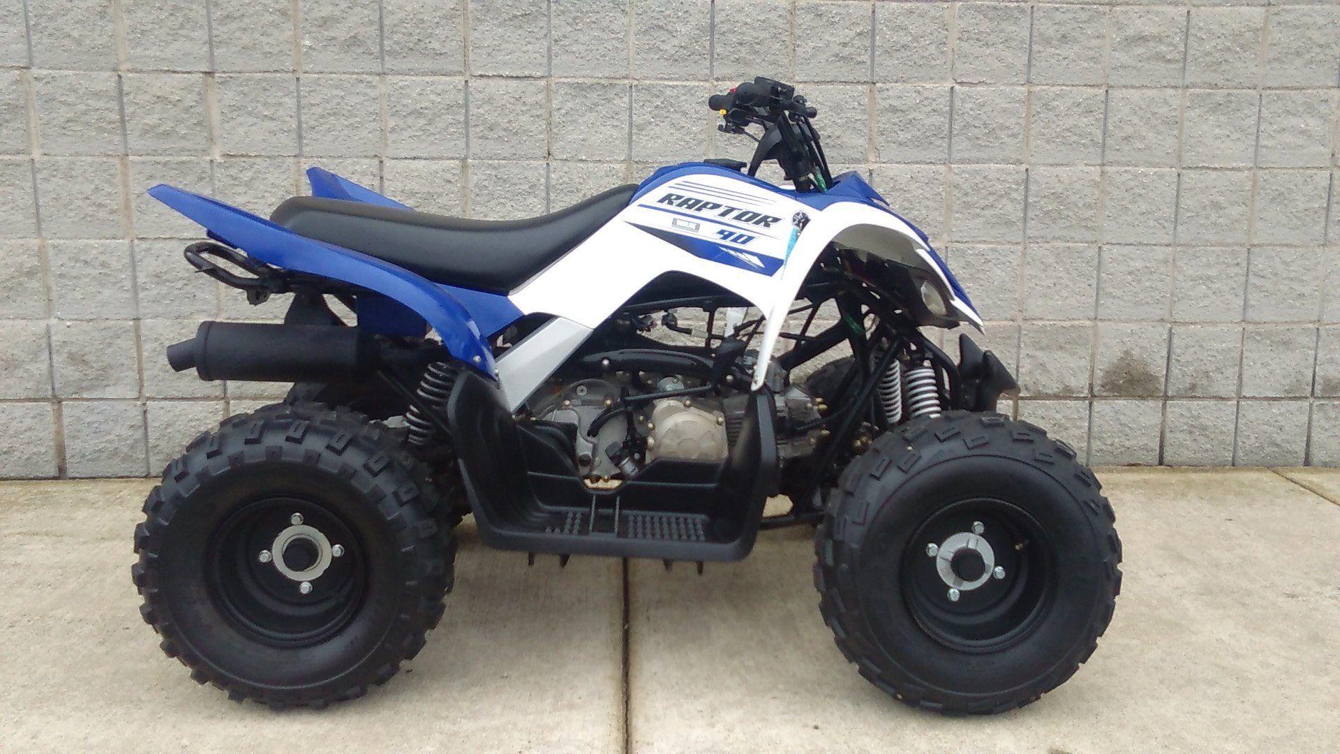 2016 Yamaha Raptor 90 for sale 114245