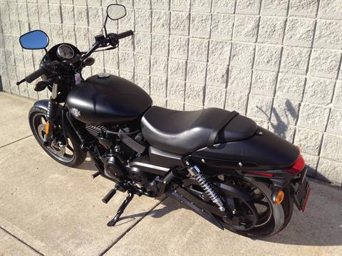 2015 Harley-Davidson Street™ 750 in Monroe, Michigan