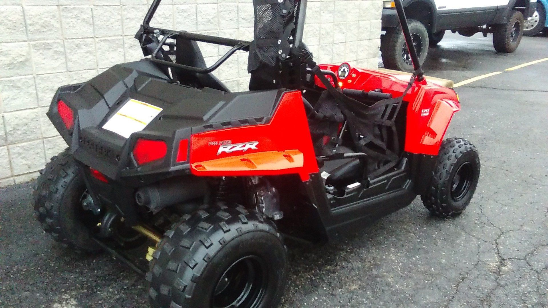 2015 Polaris RZR 170 EFI 3