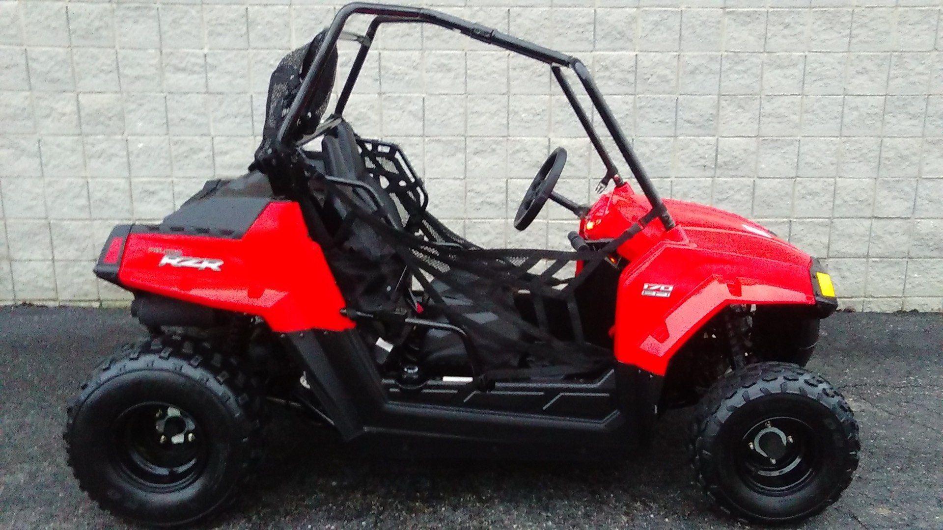 2015 Polaris RZR 170 EFI 4