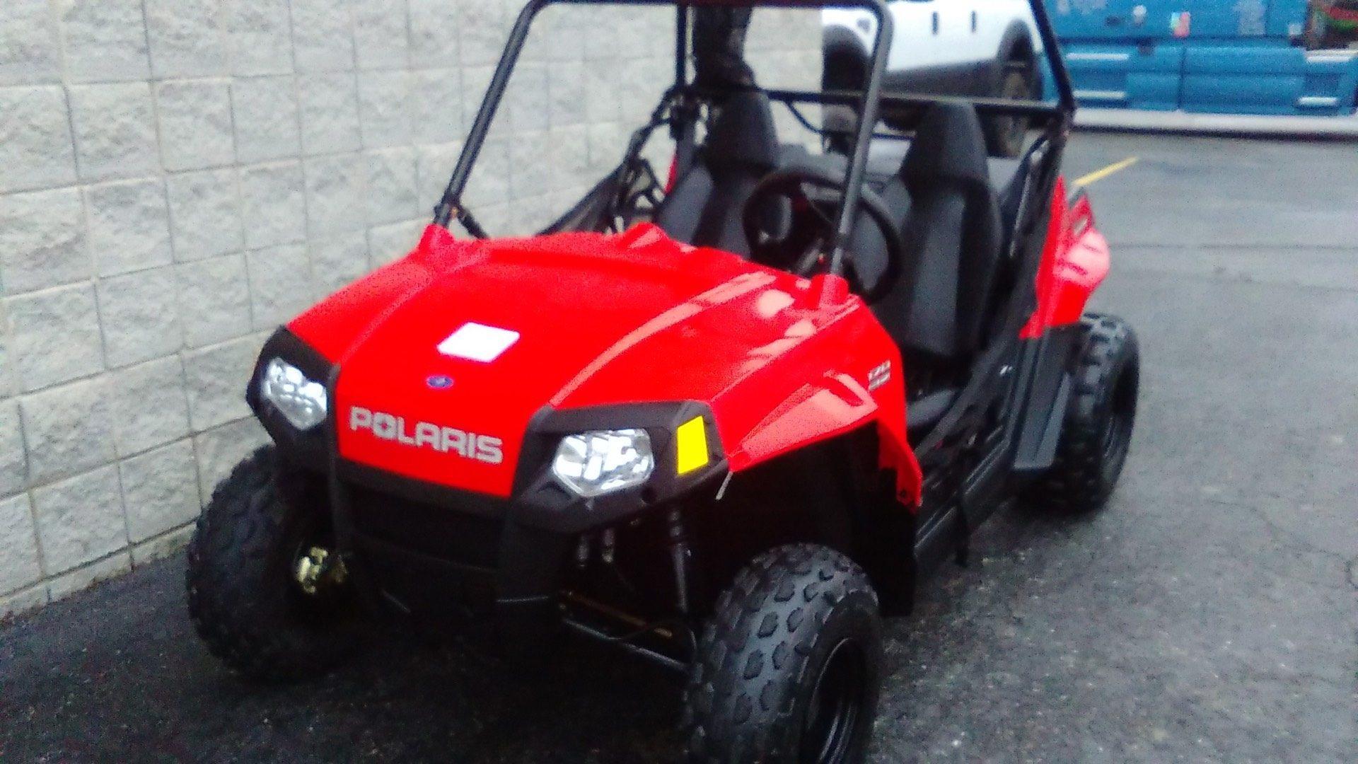 2015 Polaris RZR 170 EFI 6