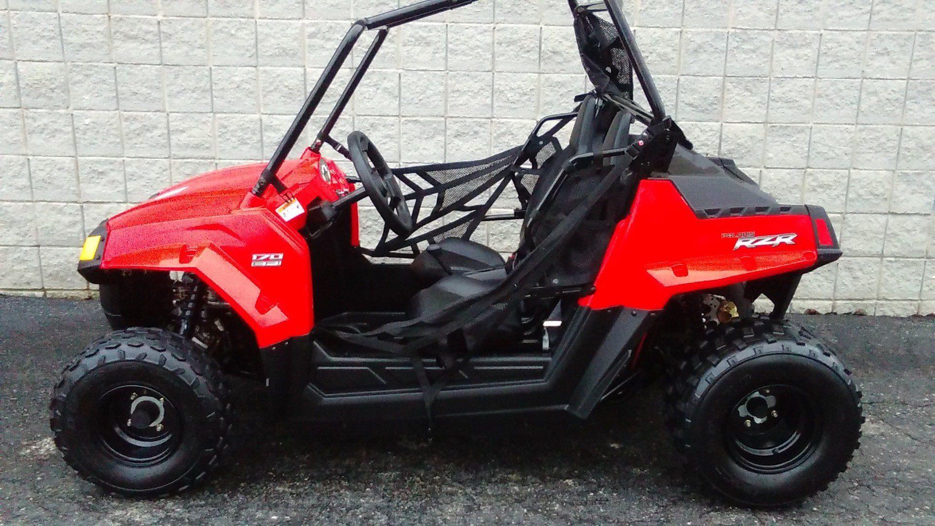 2015 Polaris RZR 170 EFI 7