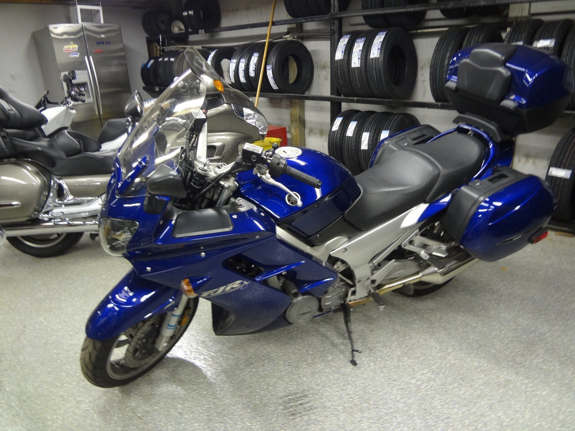 2005 Yamaha FJR1300 ABS in New Britain, Pennsylvania - Photo 1