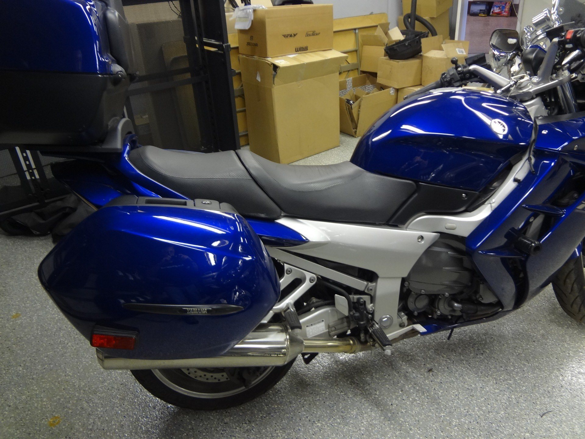 2005 Yamaha FJR1300 ABS in New Britain, Pennsylvania - Photo 3