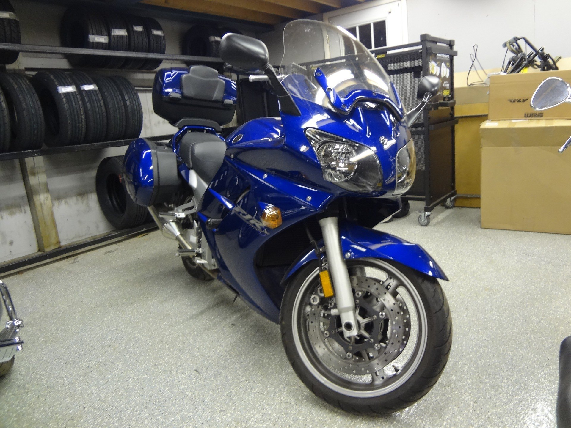2005 Yamaha FJR1300 ABS in New Britain, Pennsylvania - Photo 4