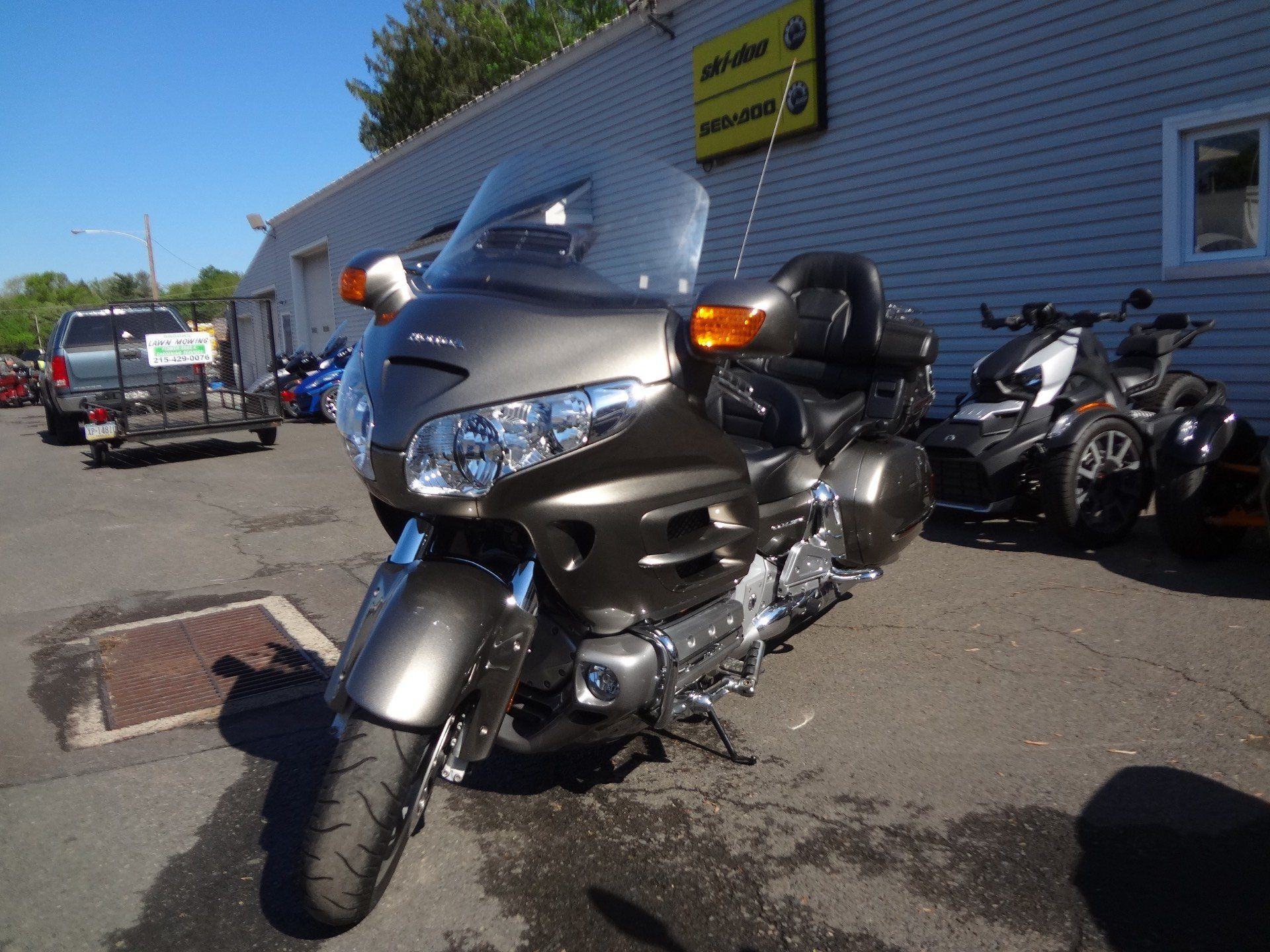 2008 Honda Gold Wing® Audio Comfort Navi ABS in New Britain, Pennsylvania - Photo 1