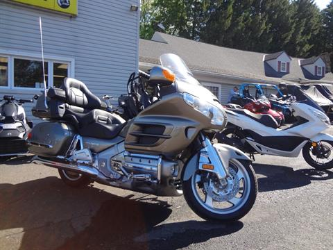 2008 Honda Gold Wing® Audio Comfort Navi ABS in New Britain, Pennsylvania - Photo 2