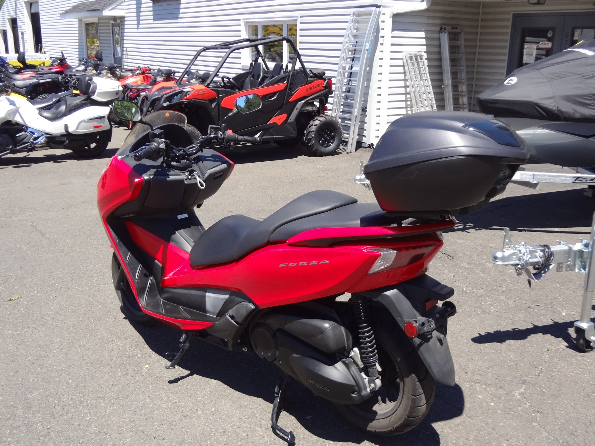 Used 2014 Honda Forza™ Scooters in New Britain, PA