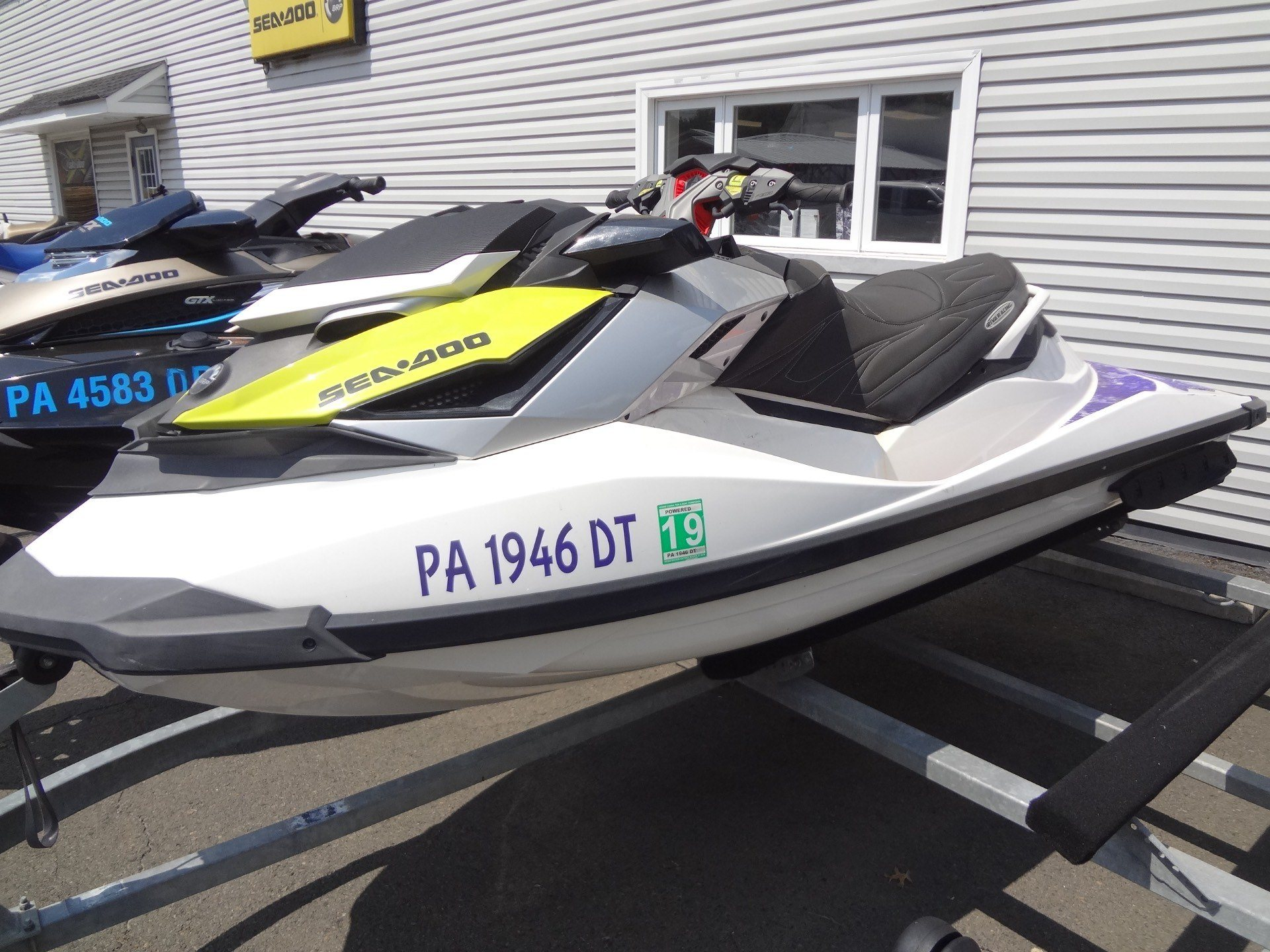 2017 Sea-Doo RXP-X 300 in New Britain, Pennsylvania - Photo 1