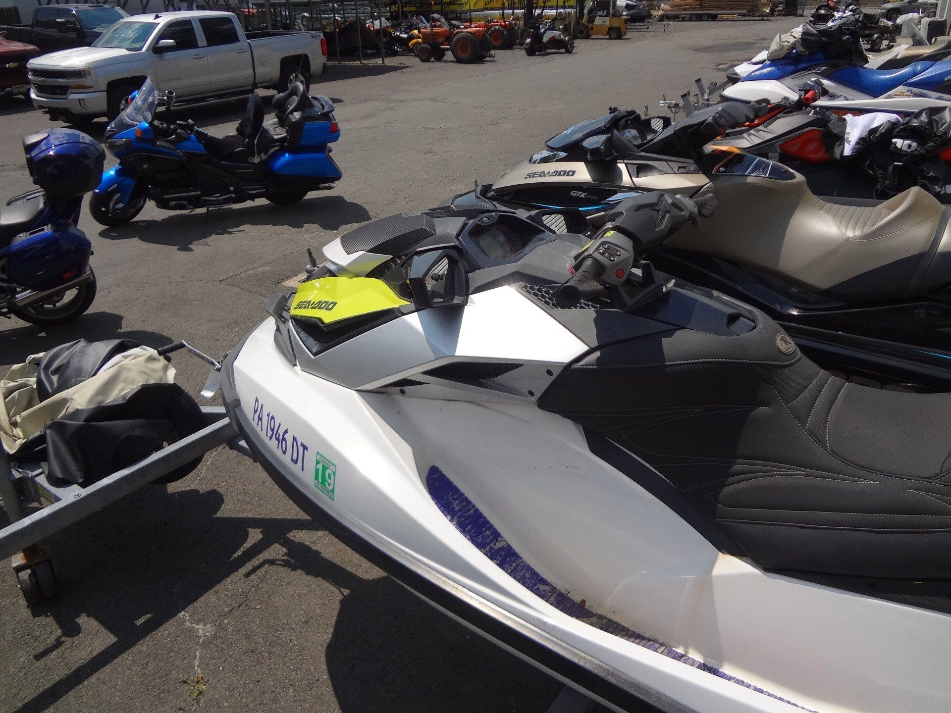 2017 Sea-Doo RXP-X 300 in New Britain, Pennsylvania - Photo 3