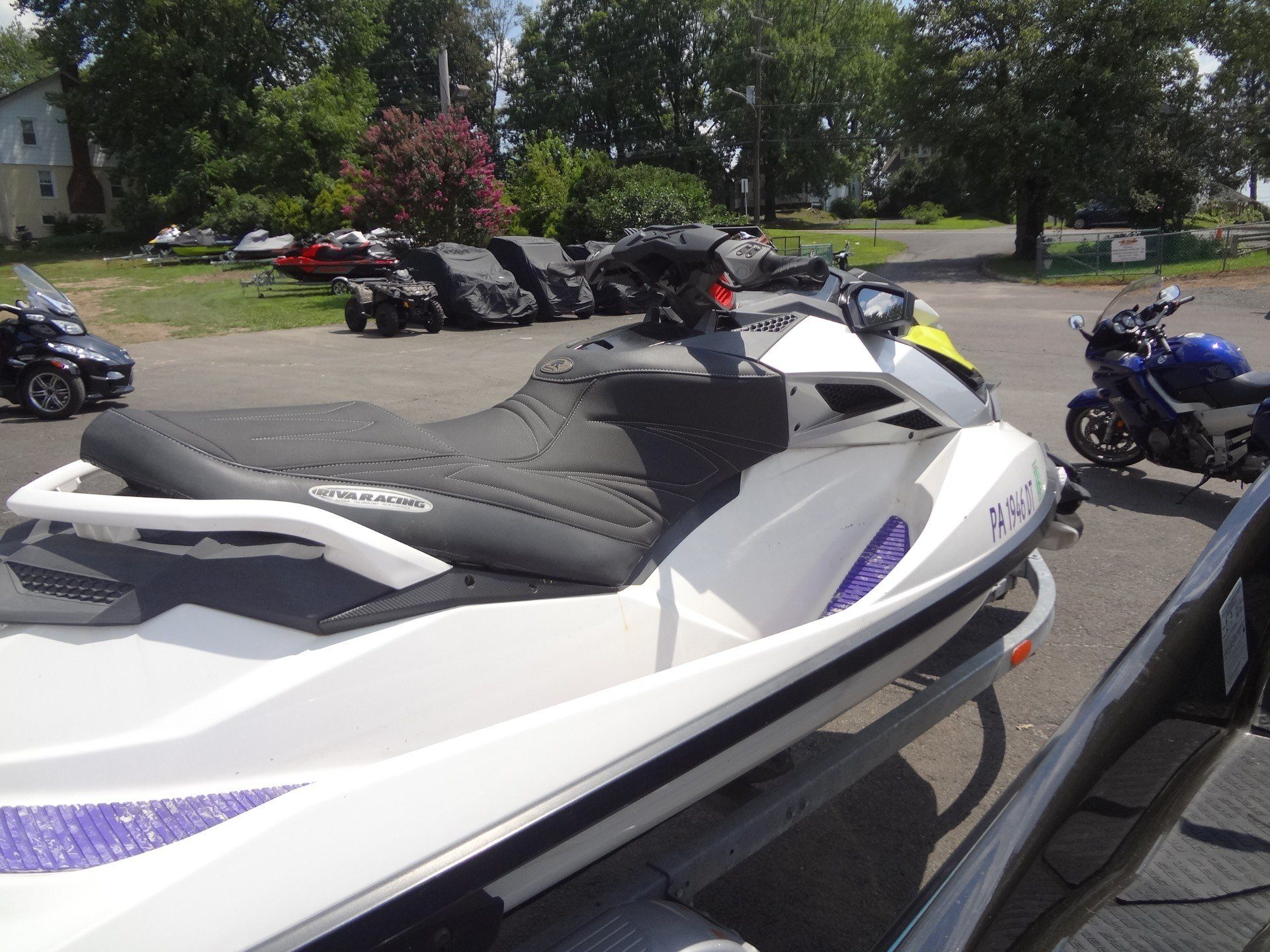2017 Sea-Doo RXP-X 300 in New Britain, Pennsylvania - Photo 5