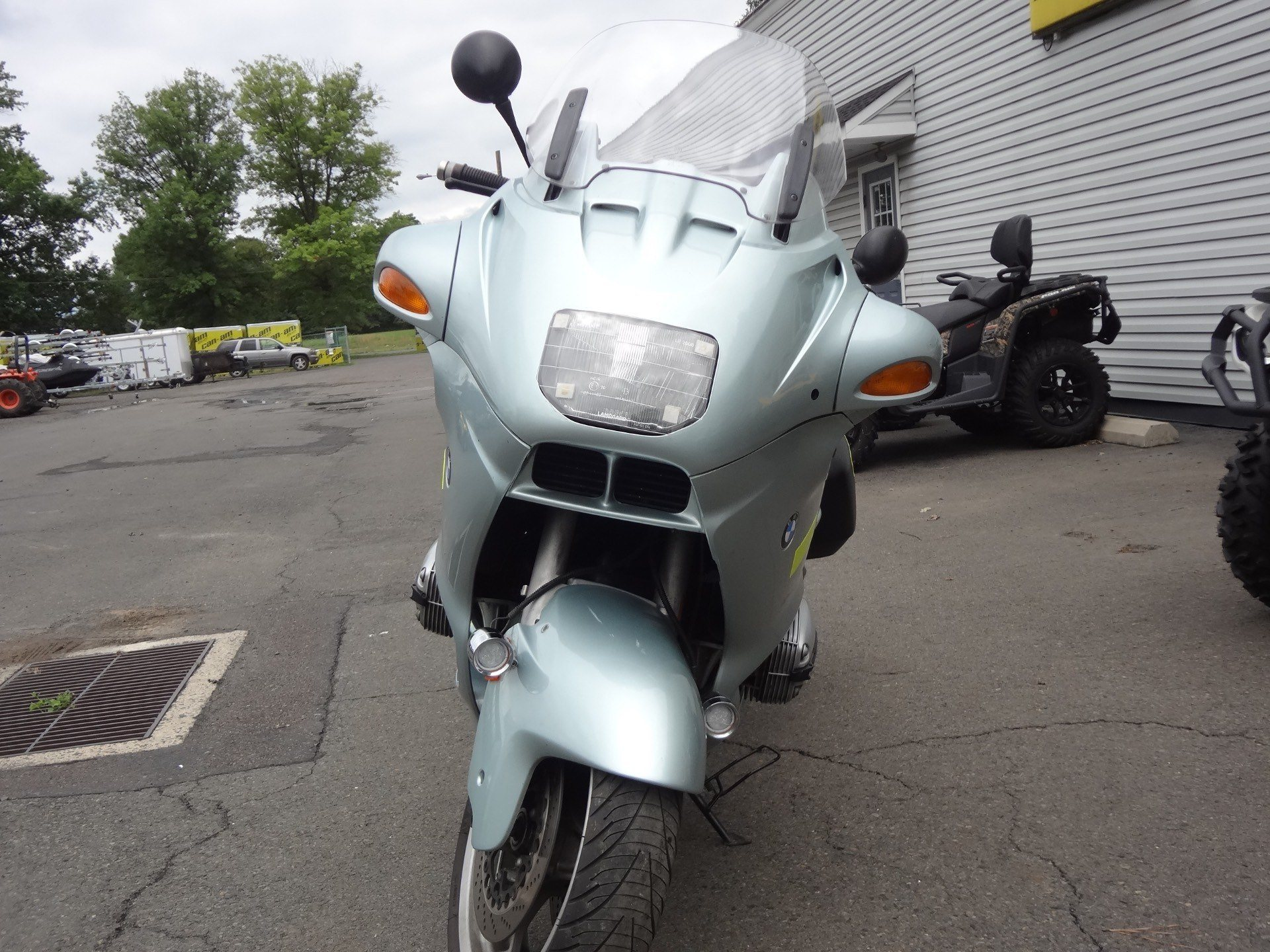 1996 BMW R1100RTL A in New Britain, Pennsylvania