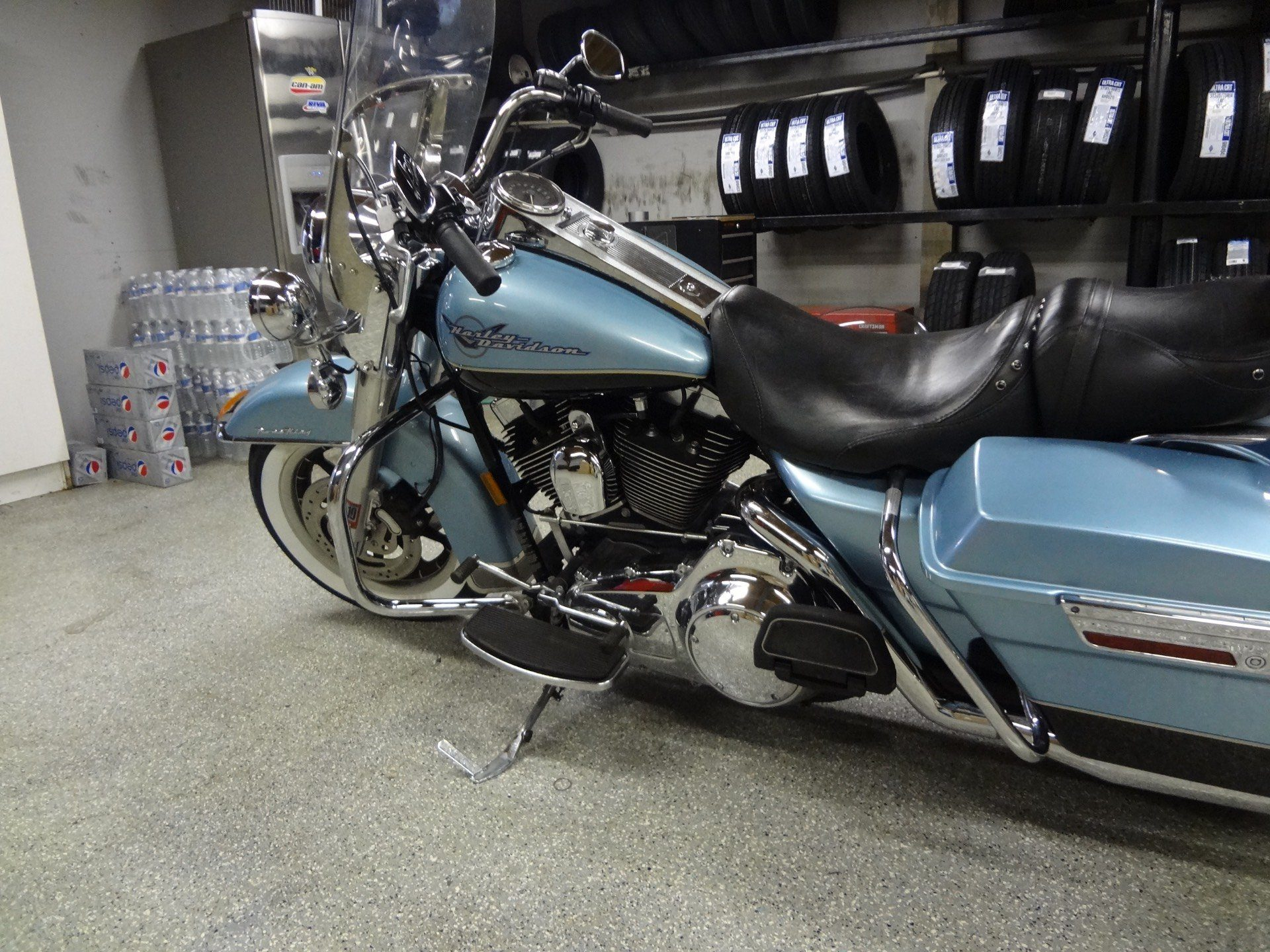 2007 Harley-Davidson FLHR Road King® in New Britain, Pennsylvania - Photo 1