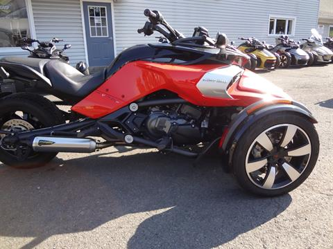 2015 Can-Am Spyder® F3-S SE6 in New Britain, Pennsylvania