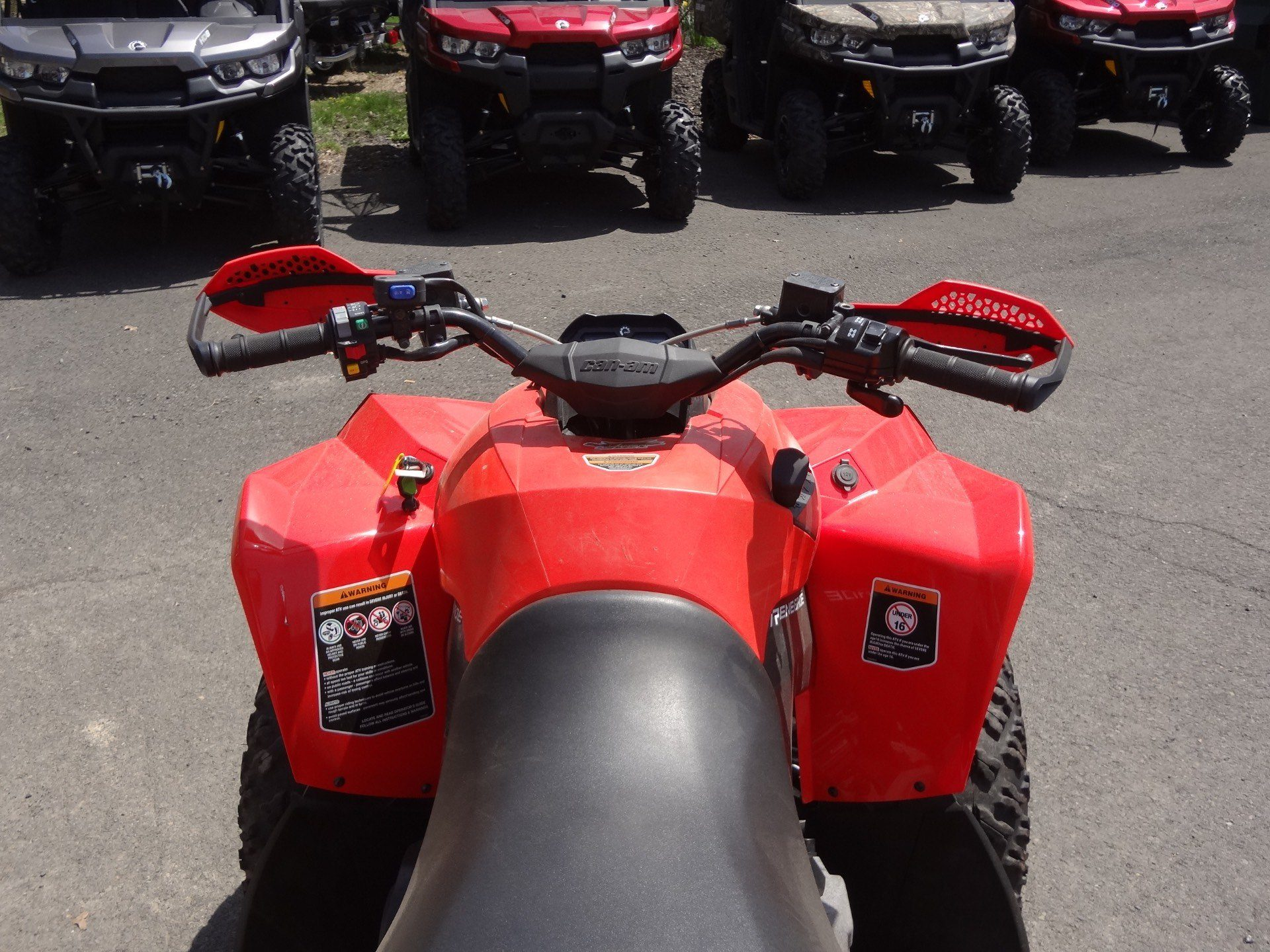 2017 Can-Am Renegade 1000R in New Britain, Pennsylvania