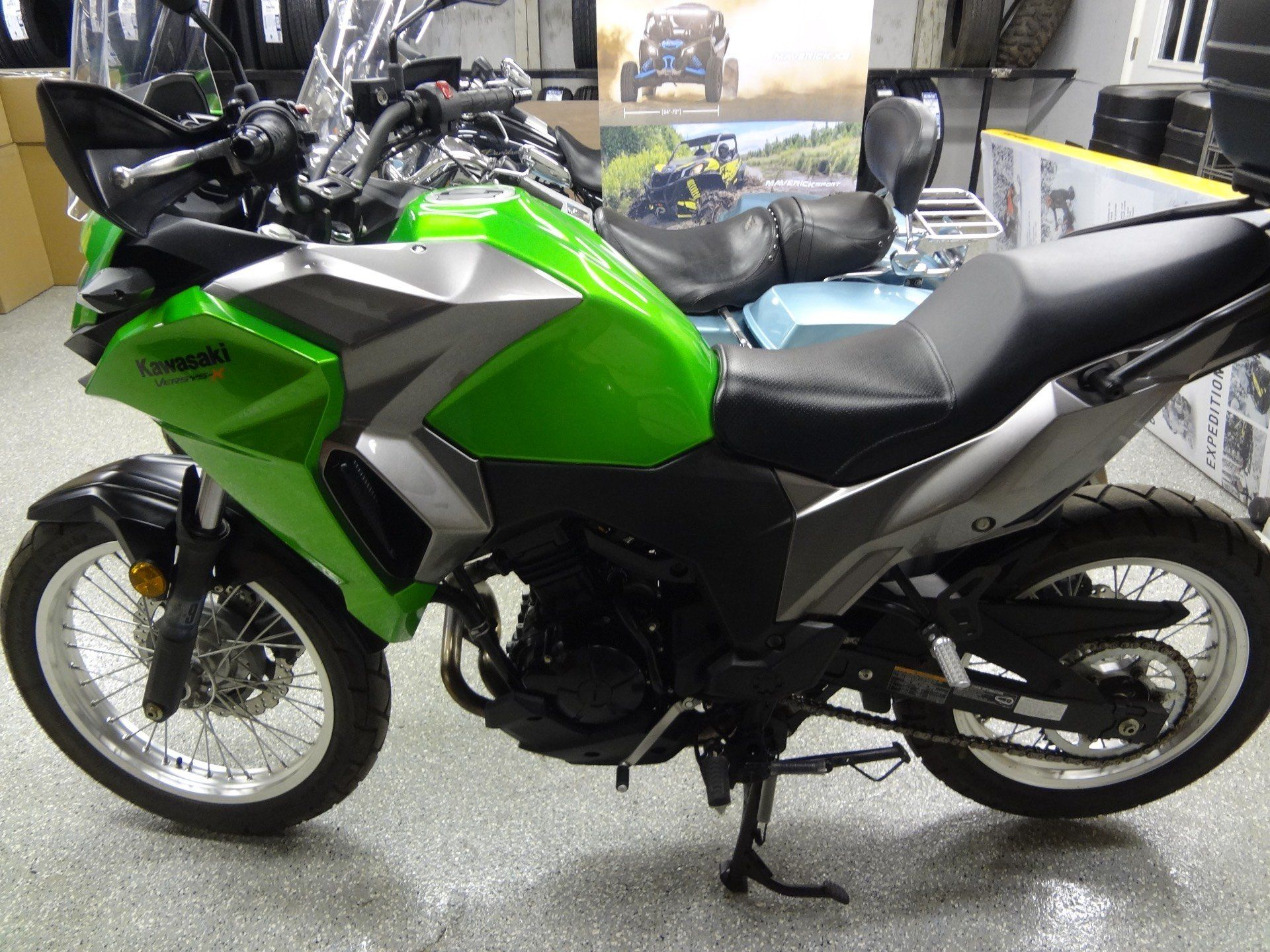 2017 Kawasaki Versys-X 300 in New Britain, Pennsylvania - Photo 1