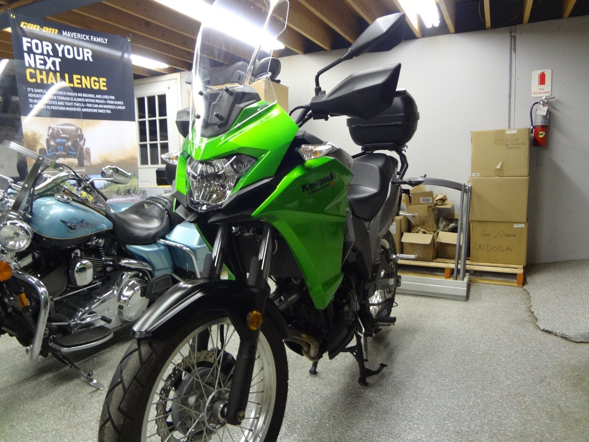 2017 Kawasaki Versys-X 300 in New Britain, Pennsylvania - Photo 2