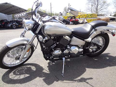 2014 Yamaha V Star 650 Custom in New Britain, Pennsylvania