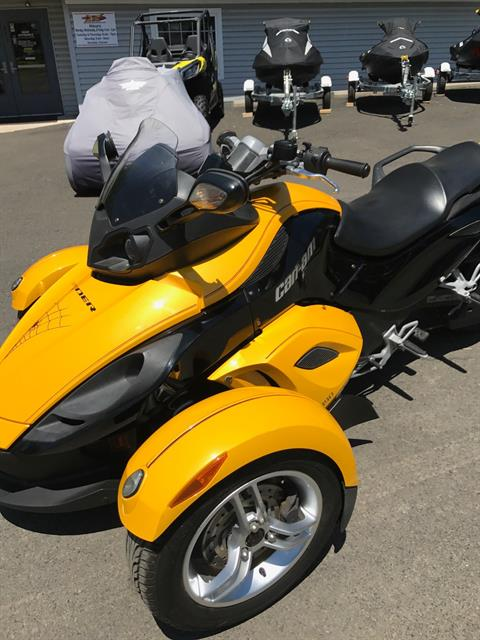 2008 Can-Am Spyder™ GS SM5 in New Britain, Pennsylvania