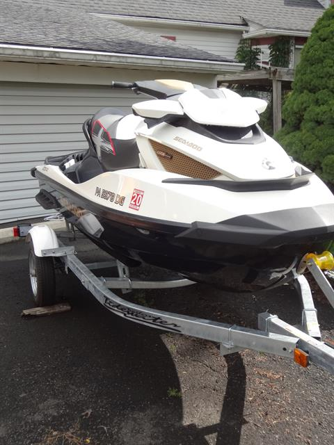 2011 Sea-Doo GTX Limited iS™ 260 in New Britain, Pennsylvania