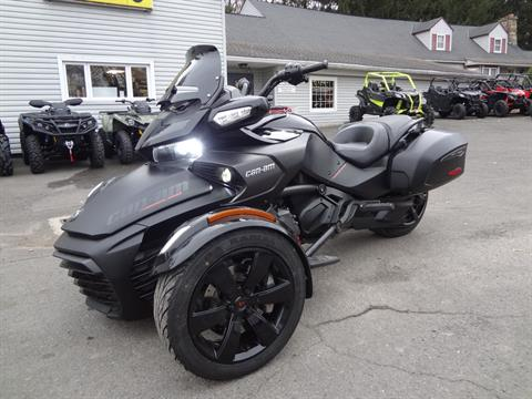 2017 Can-Am Spyder F3-T SE6 in New Britain, Pennsylvania - Photo 1