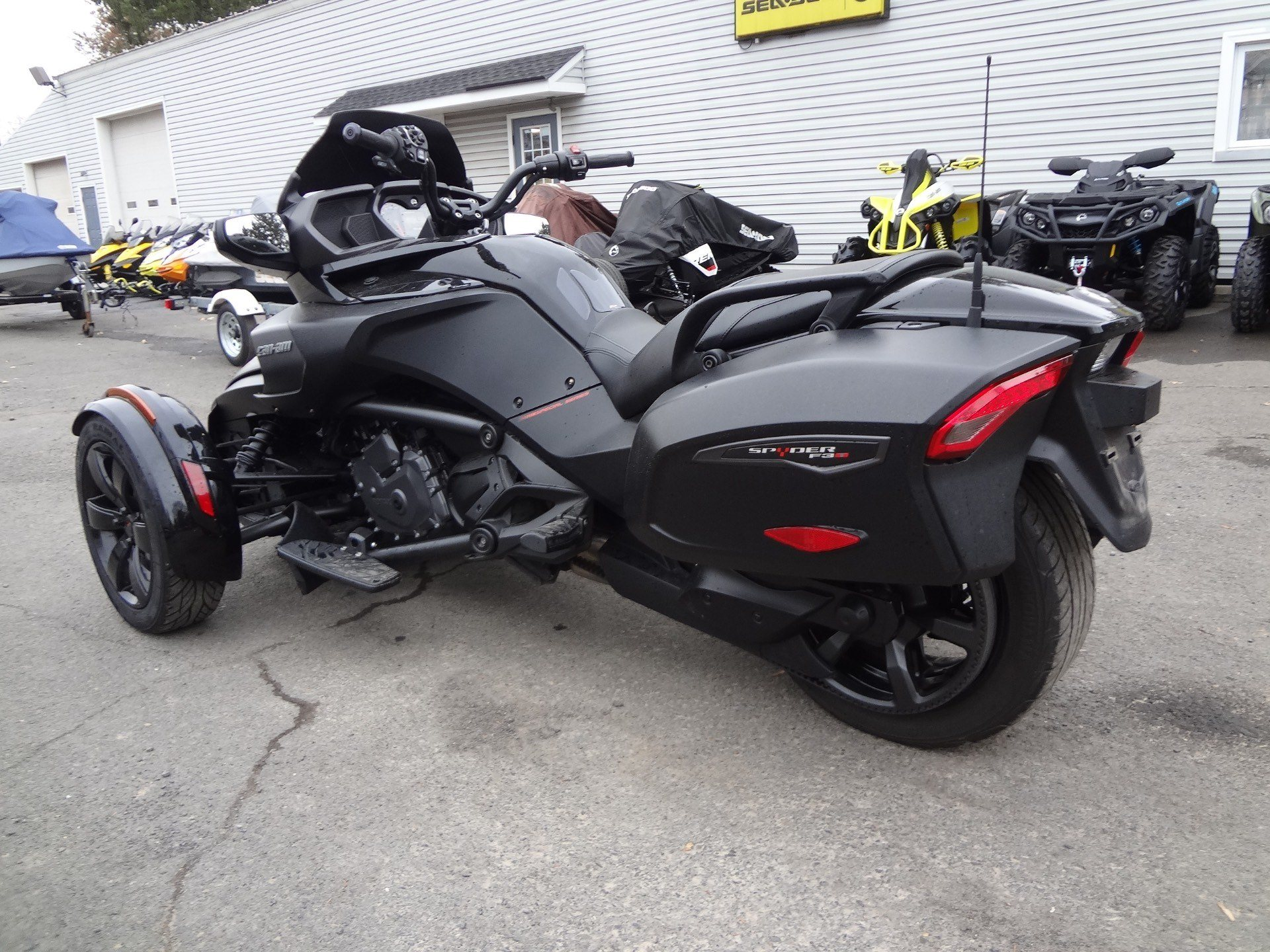 2017 Can-Am Spyder F3-T SE6 in New Britain, Pennsylvania - Photo 4