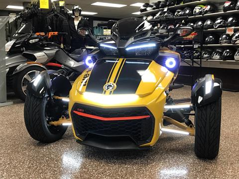 2017 Can-Am Spyder F3-S Daytona 500 SE6 in New Britain, Pennsylvania