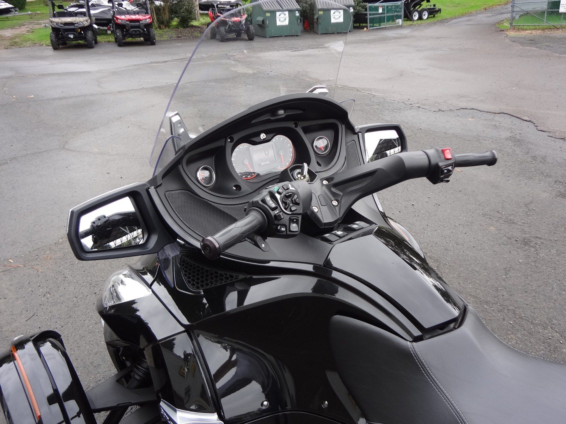 2015 Can-Am Spyder® RT-S SE6 in New Britain, Pennsylvania