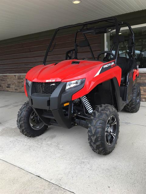 2017 Arctic Cat Prowler 700 XT EPS in Independence, Iowa