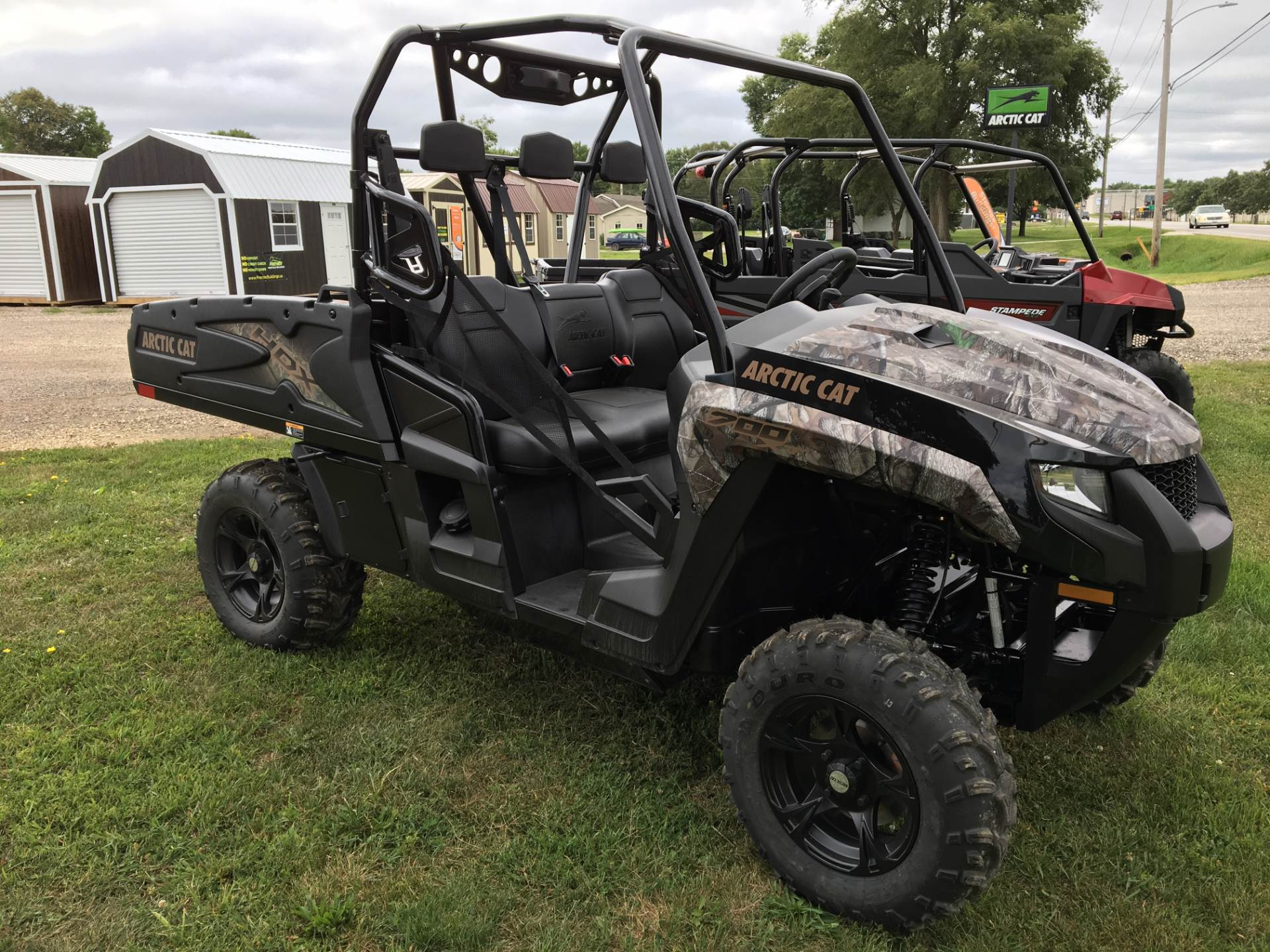 2017 Arctic Cat HDX 700 XT EPS in Independence, Iowa