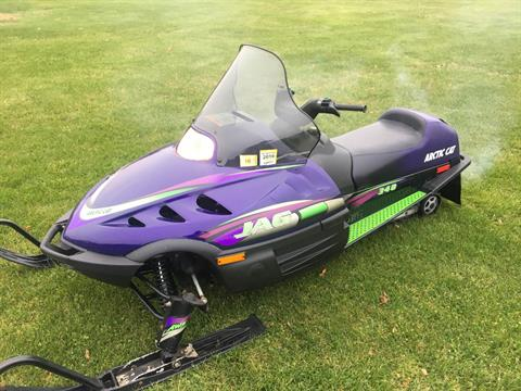 1998 Arctic Cat jag 340 in Independence, Iowa - Photo 1