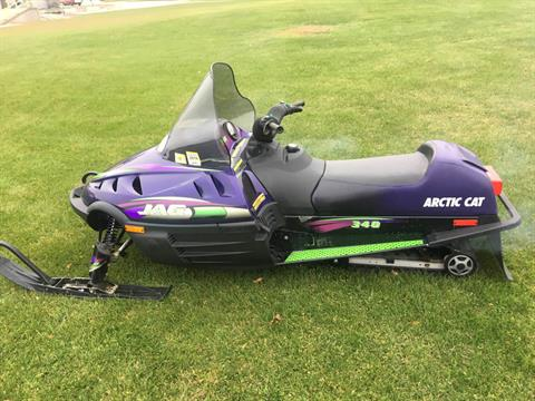 1998 Arctic Cat jag 340 in Independence, Iowa - Photo 2