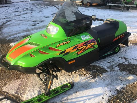 1998 Arctic Cat zr 500 in Independence, Iowa