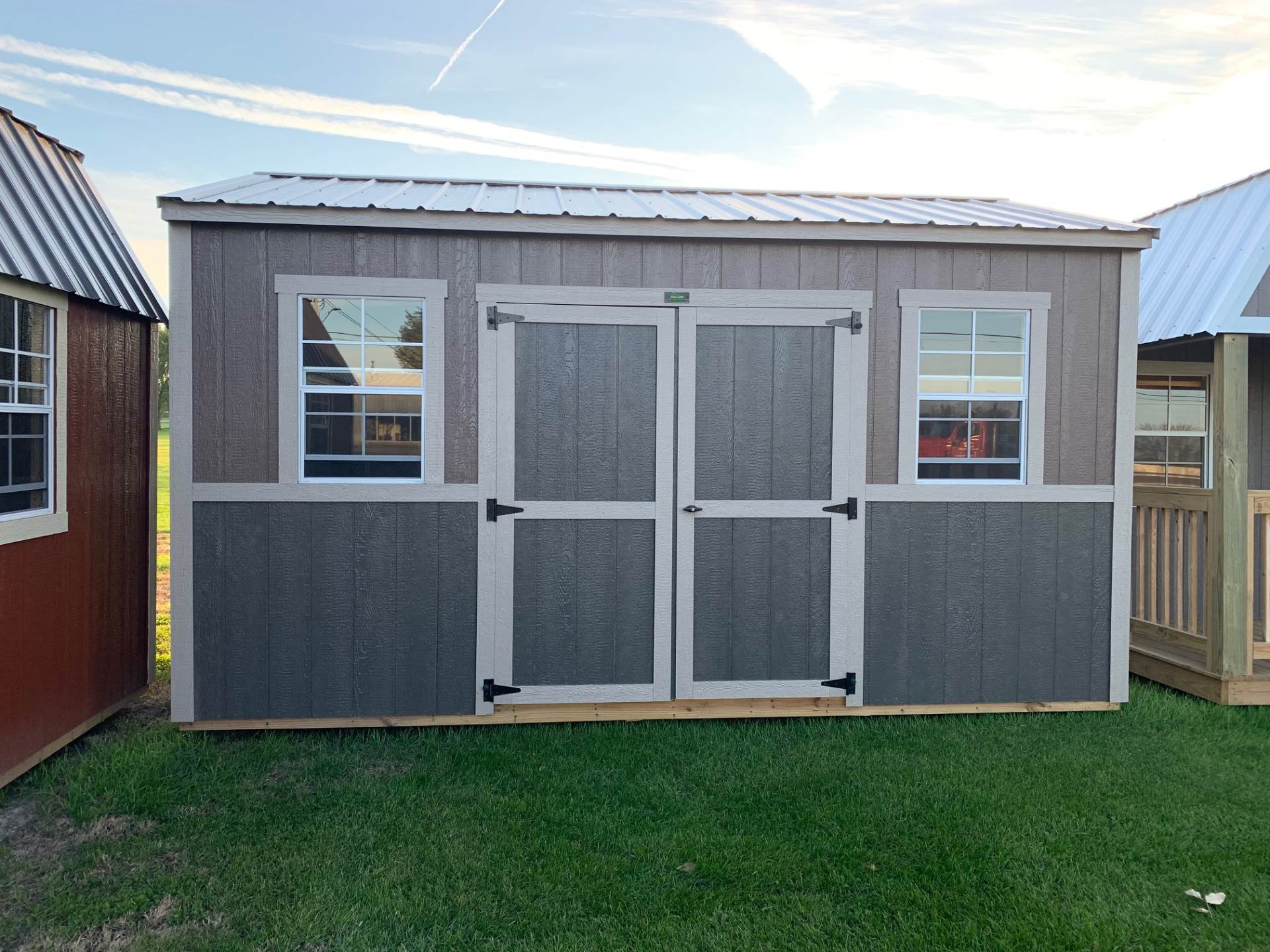 2018 PREMIER PORTABLE BUILDINGS SHEDS in Independence, Iowa