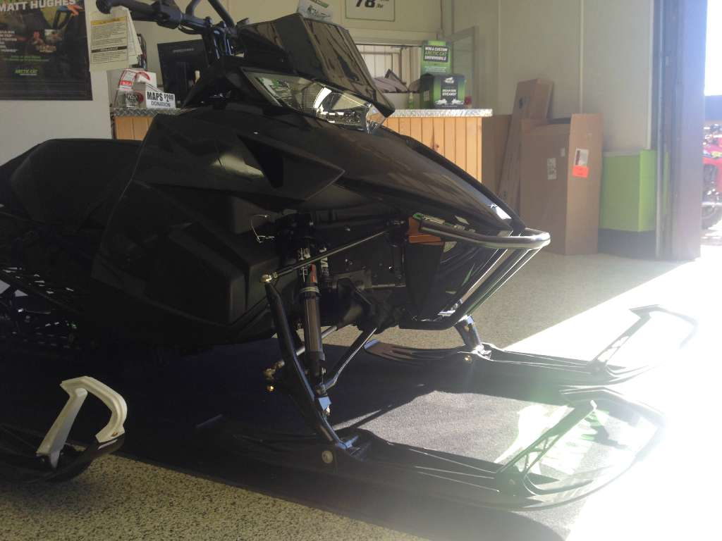 "2016 Arctic Cat M 6000 153"" Limited in Independence, Iowa"