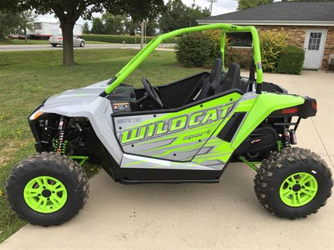 2017 Arctic Cat Wildcat Sport Limited EPS in Independence, Iowa