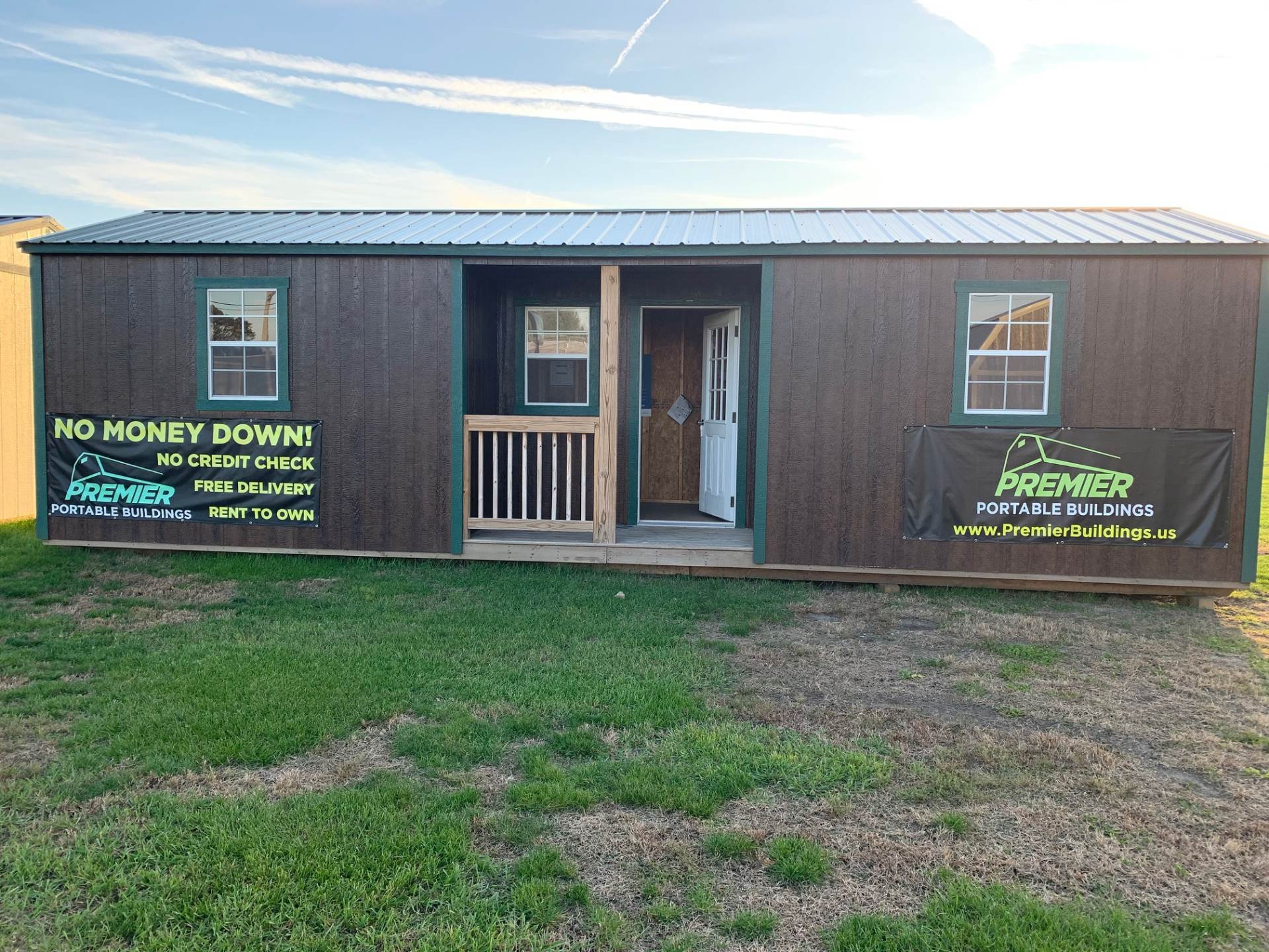 2019 PREMIER PORTABLE BUILDINGS BUILDINGS in Independence, Iowa