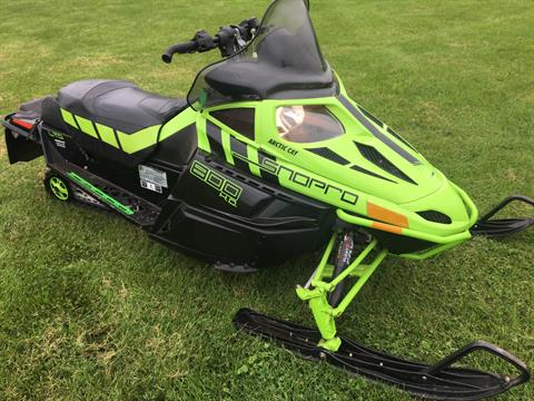 2011 Arctic Cat F8 LXR Sno Pro® Limited in Independence, Iowa