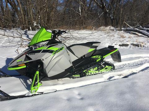 2018 Arctic Cat ZR 8000 Sno Pro ES 137 Early Release in Independence, Iowa