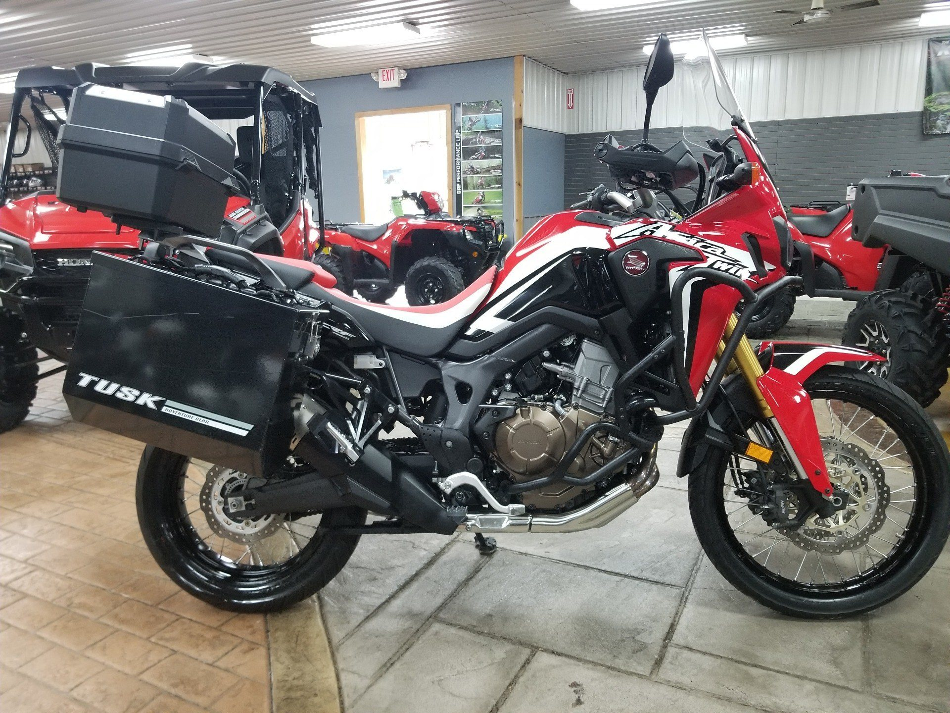 2016 Honda Africa Twin in Spring Mills, Pennsylvania - Photo 1