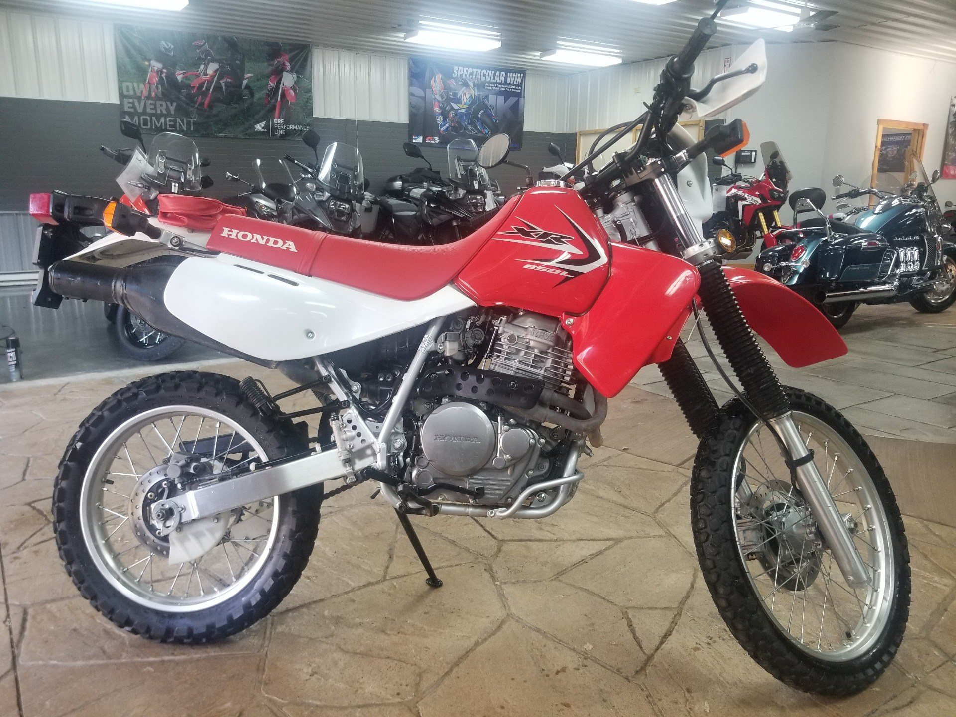2015 Honda XR650L® in Spring Mills, Pennsylvania - Photo 1