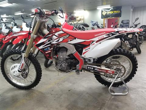 2016 Honda CRF450R in Spring Mills, Pennsylvania - Photo 2
