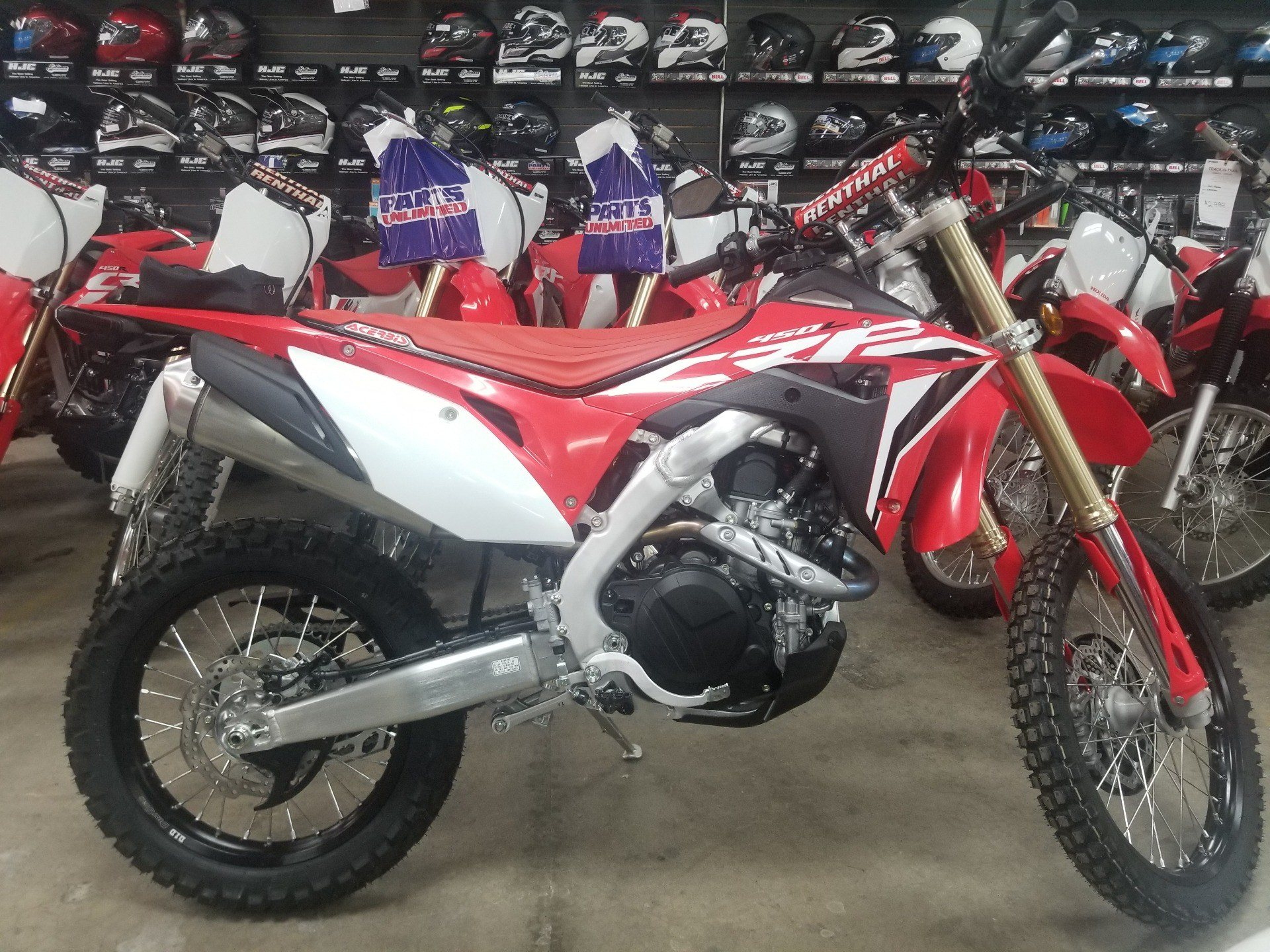 2020 Honda CRF450L in Spring Mills, Pennsylvania - Photo 1