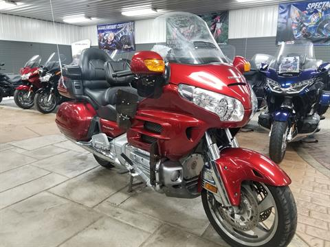 2008 Honda Gold Wing® Airbag in Spring Mills, Pennsylvania - Photo 1
