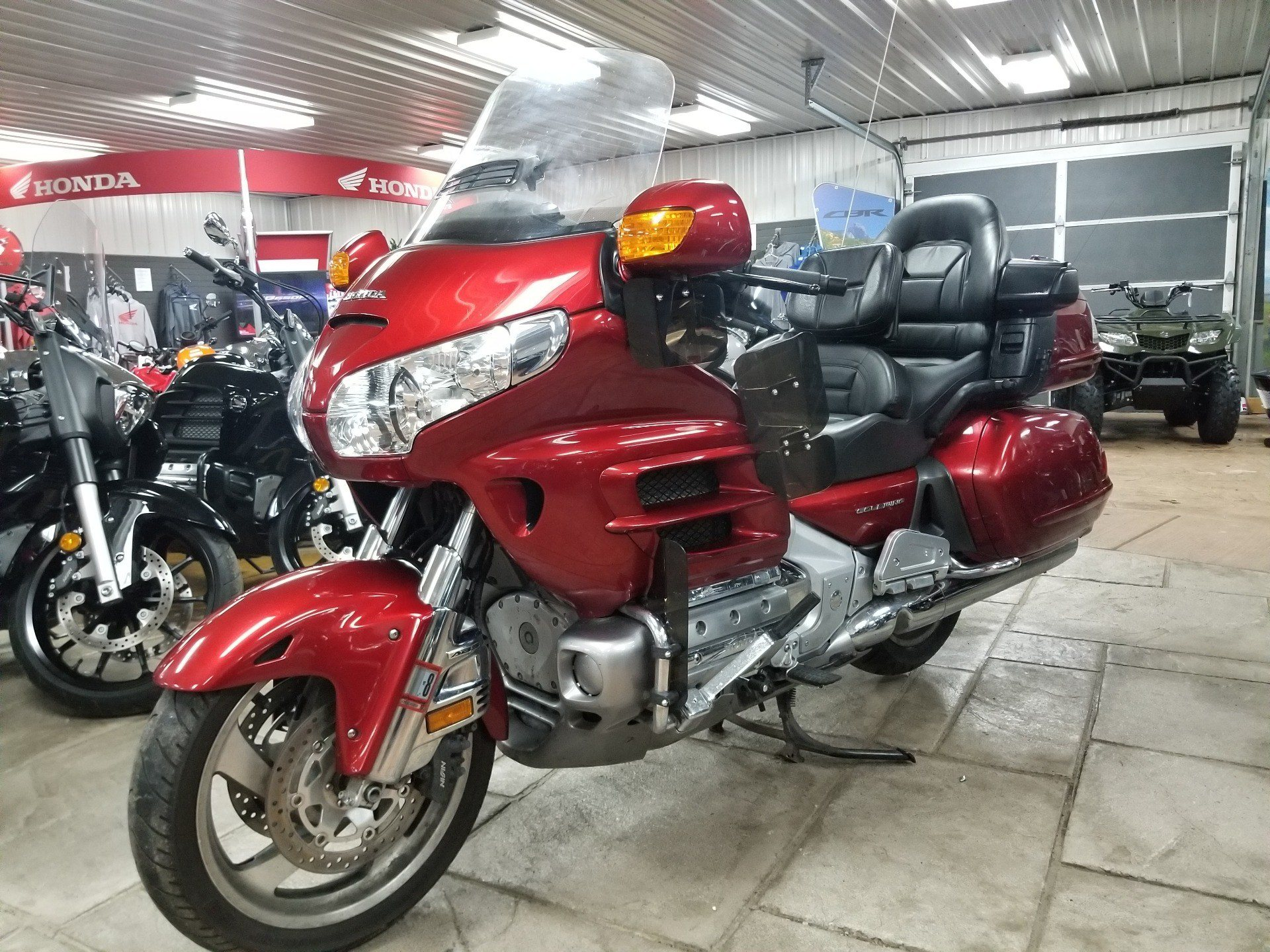 2008 Honda Gold Wing® Airbag in Spring Mills, Pennsylvania - Photo 2