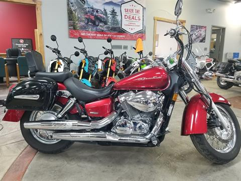 2011 Honda Shadow Aero® in Spring Mills, Pennsylvania - Photo 1