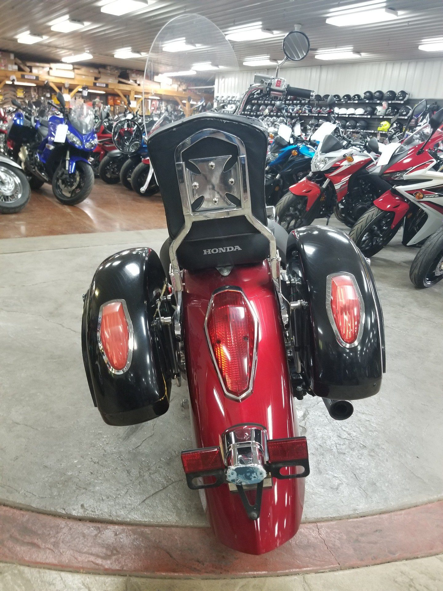 2011 Honda Shadow Aero® in Spring Mills, Pennsylvania - Photo 4