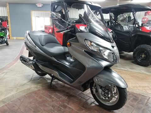 2007 Suzuki Burgman™ 400 in Spring Mills, Pennsylvania - Photo 1