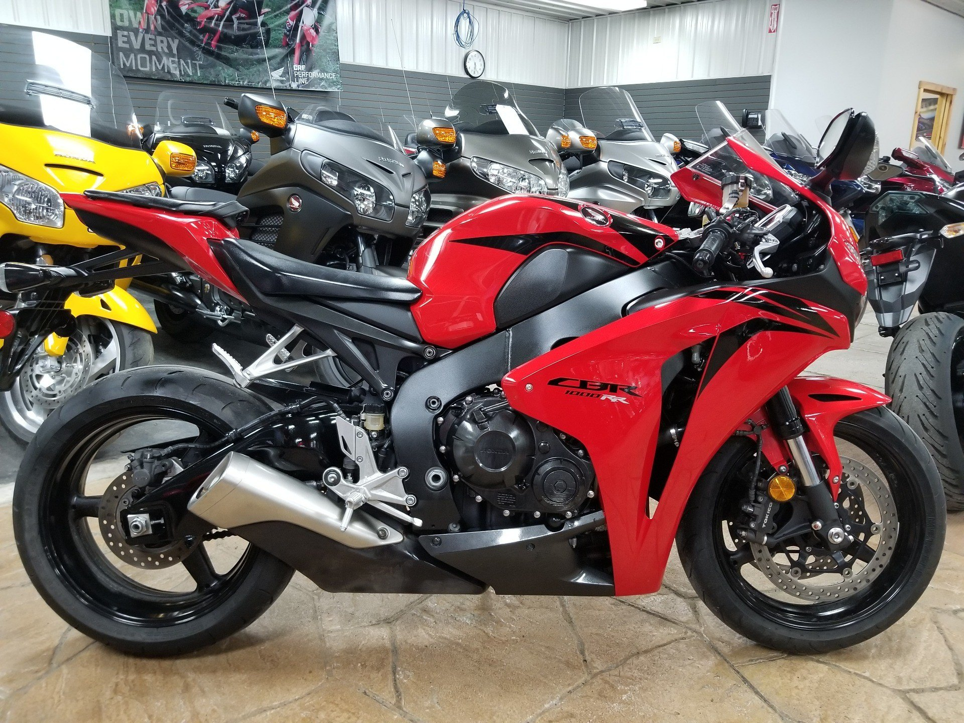 2008 Honda CBR®1000RR in Spring Mills, Pennsylvania - Photo 1